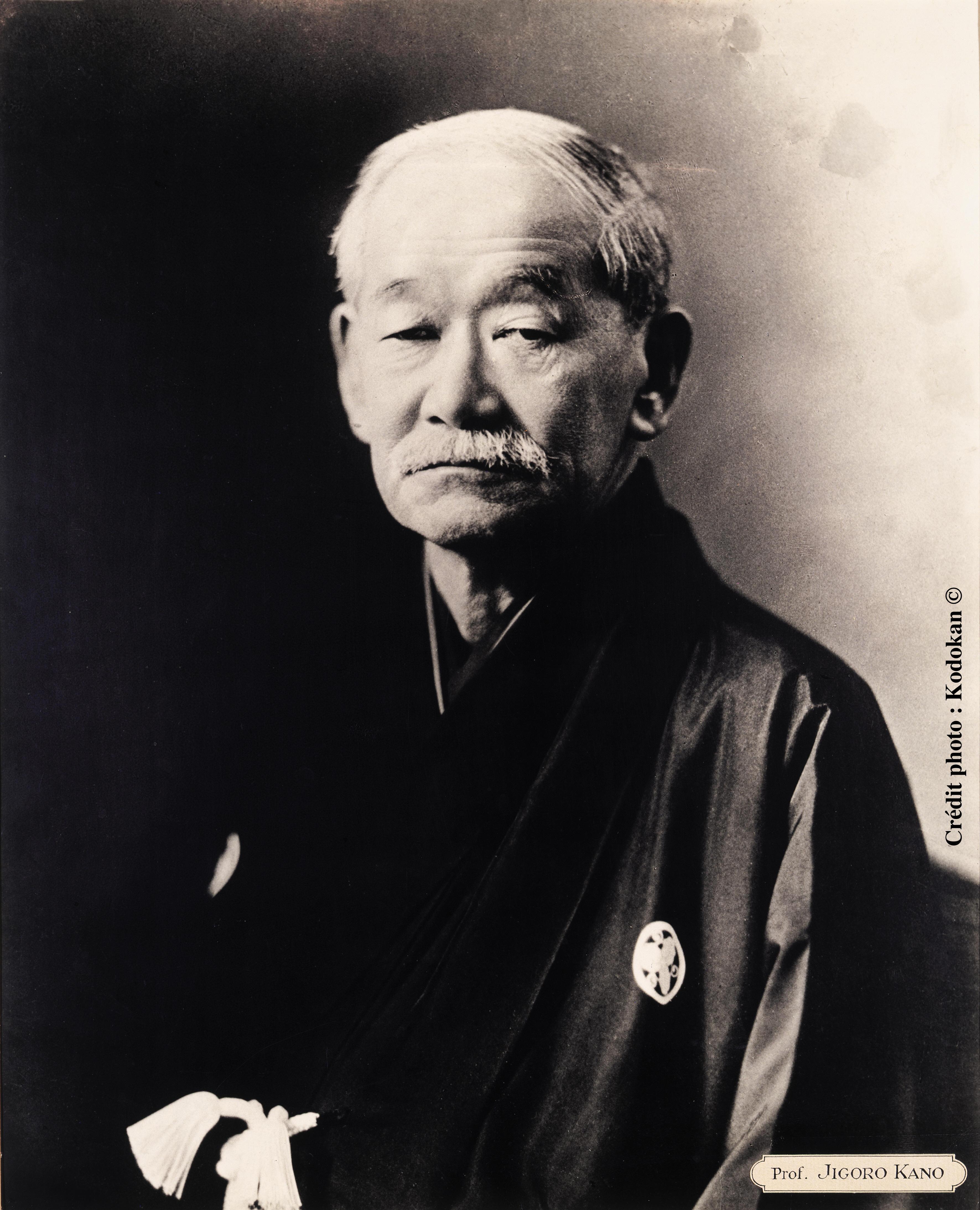 Jigoro KANO 1860-1938